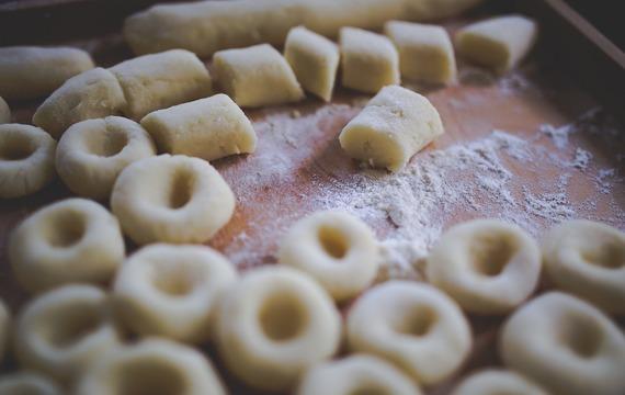Smažené škubánky