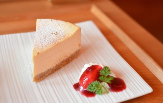 Nepečený cheesecake