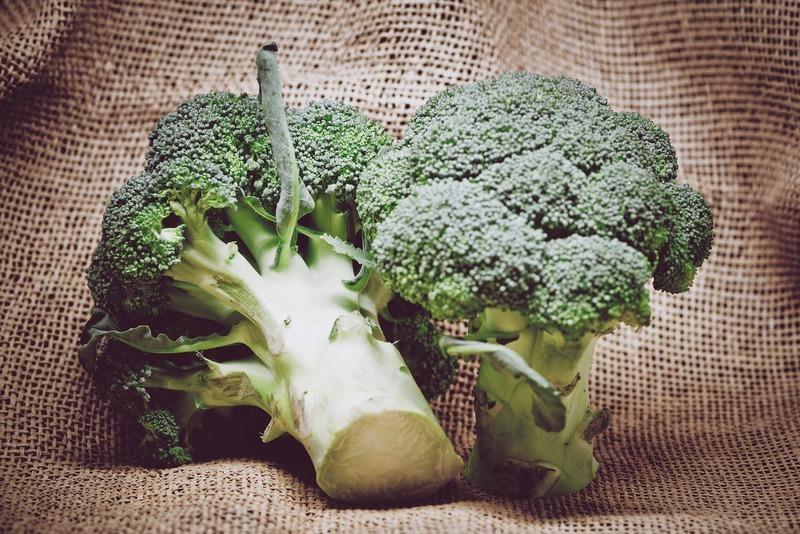 Placky s brokolicí