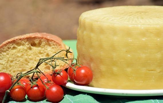Křehké sýrové řezy