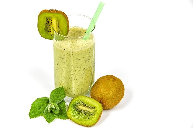 Kiwi koktejl