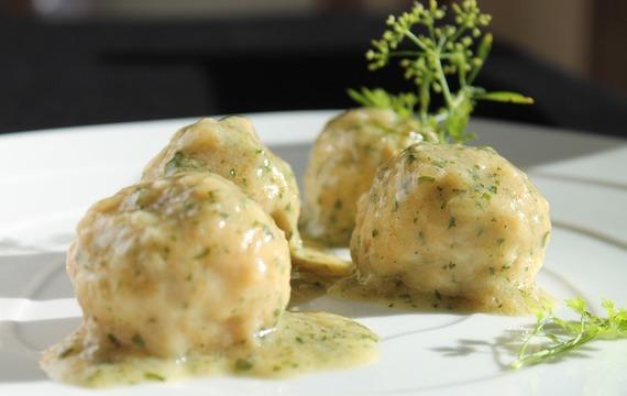 Karbanátky z brambor a pórku