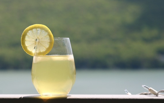 Diviznová limonáda