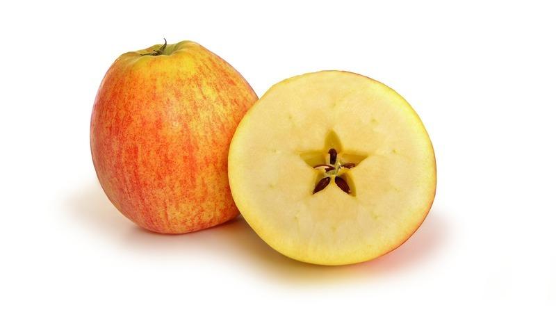 Jablka krouhaná ve vlastní šťávě pro diabetiky