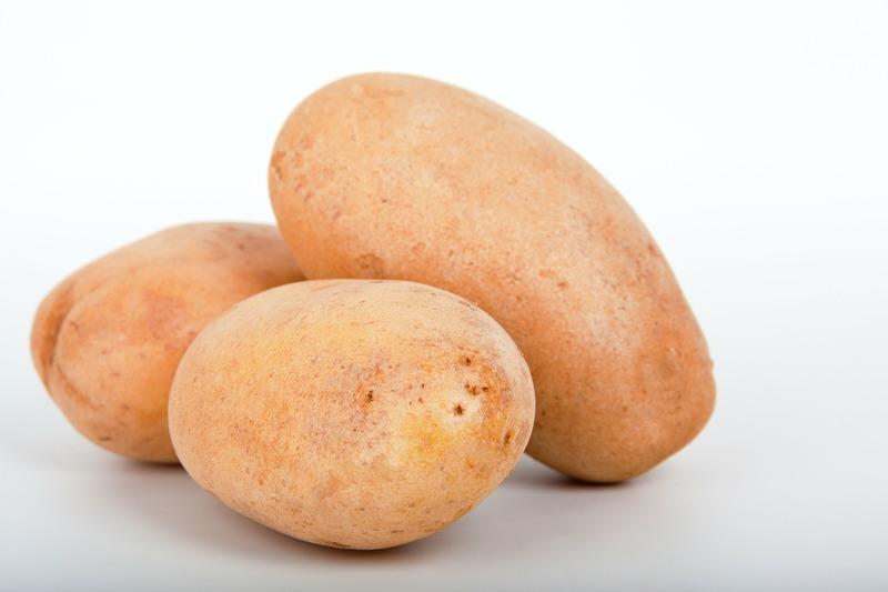 Zapékané brambory se šunkou