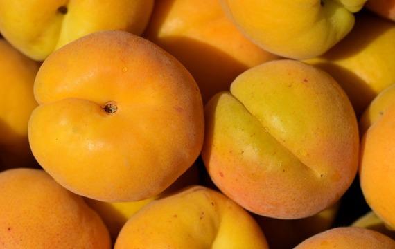 Meruňkový salát s jablky