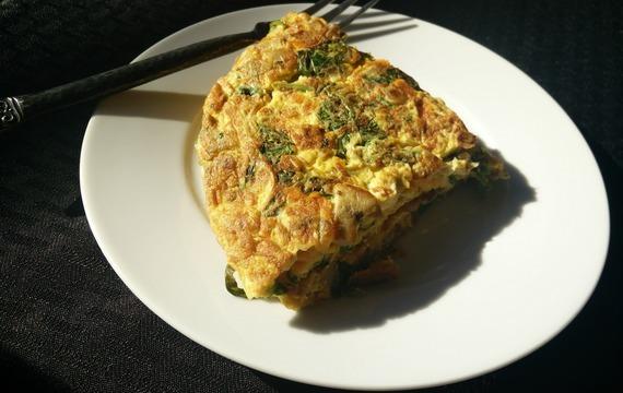Omeleta pěnová