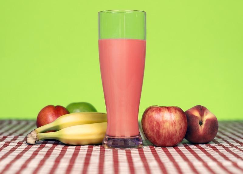 Jablečný smoothie