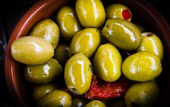Olivové kuličky