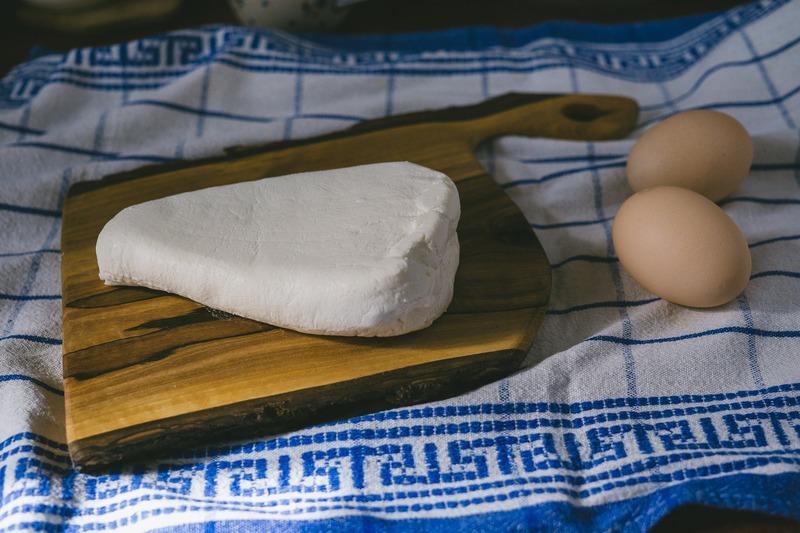 Domácí majonéza z žervé
