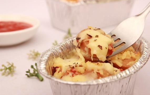 Sýrový nákyp s kyselím zelím