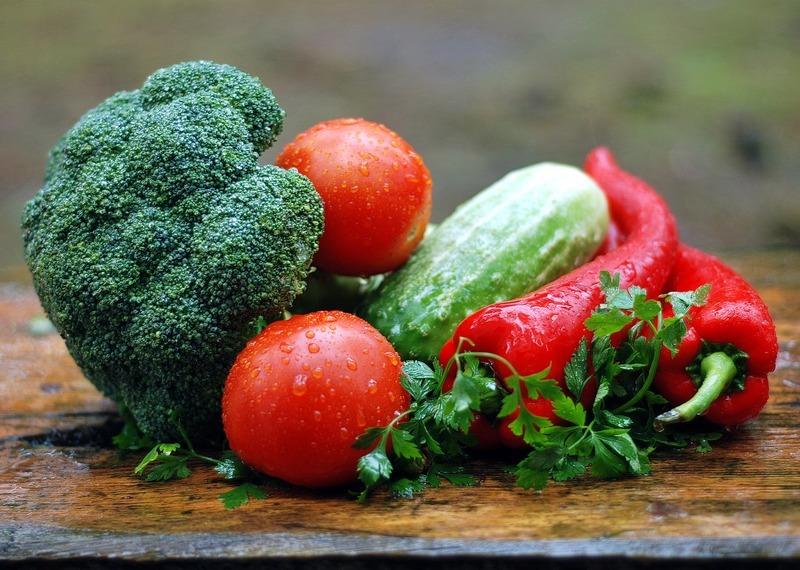 Zeleninový pudink