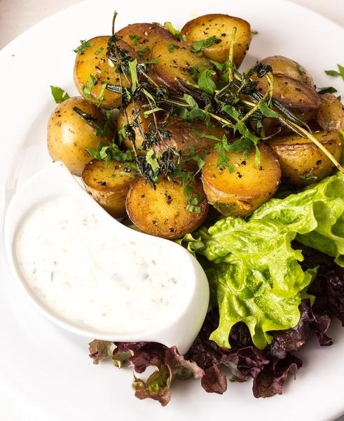 Myslivecké brambory