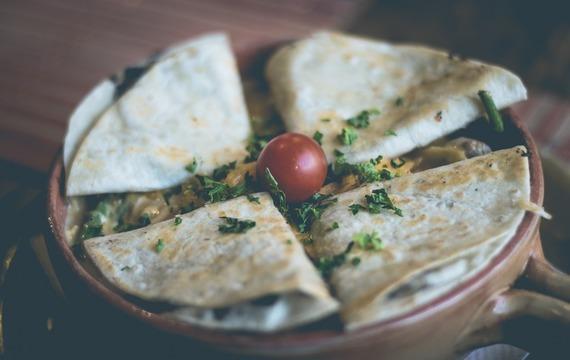 Speciální quesadilla