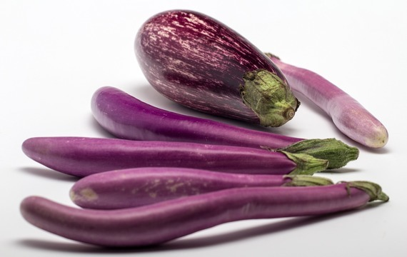 Salát z lilku