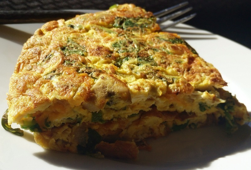 Srbská omeleta
