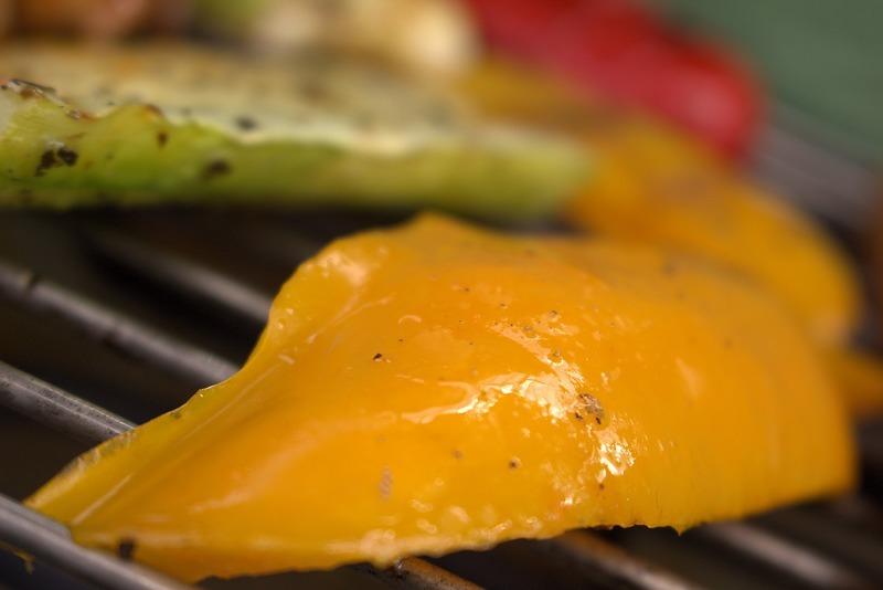 Zapečené papriky