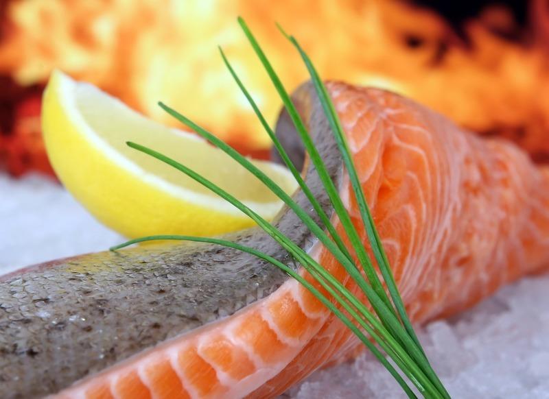Rybí filé na paprikách