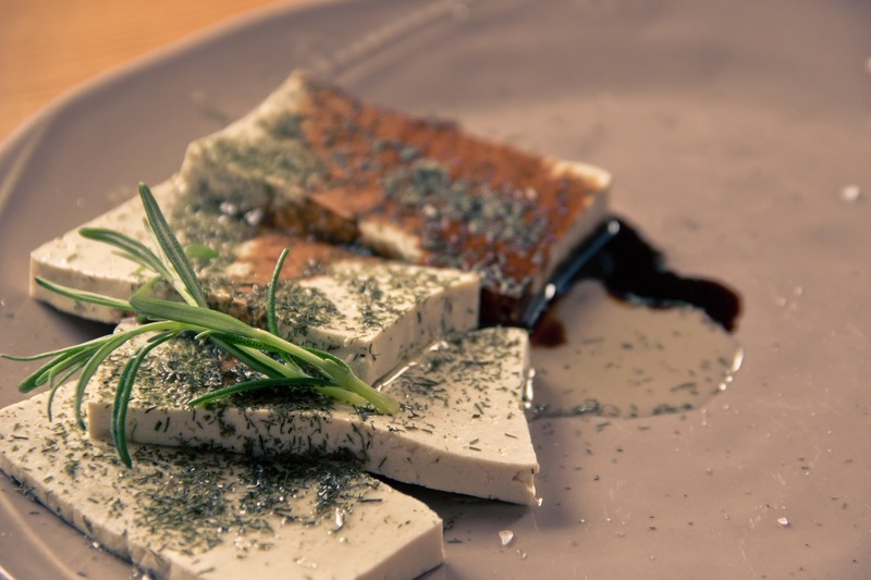 Opečené tofu
