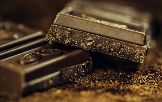 Čokoládová krůta