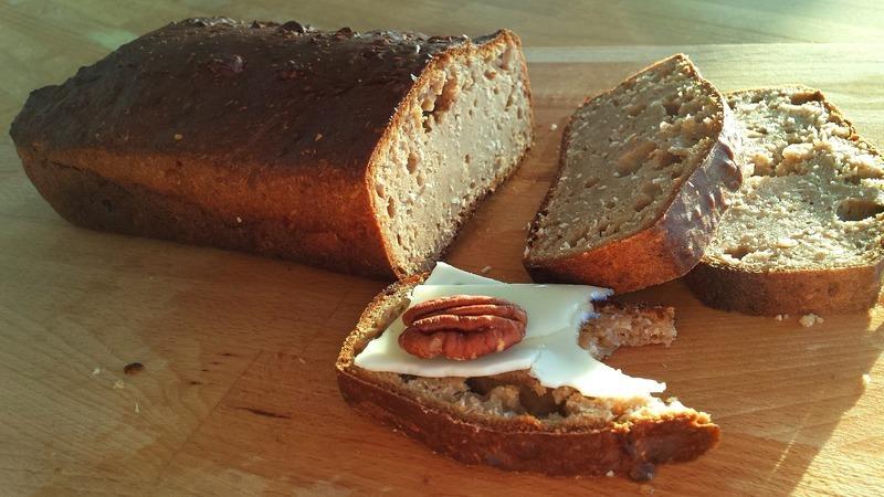Mozaikový chlebíček