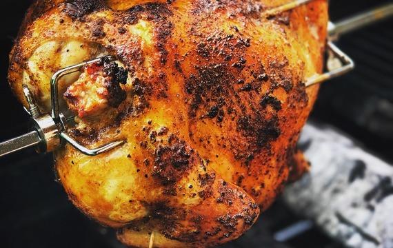 Budínské kuře