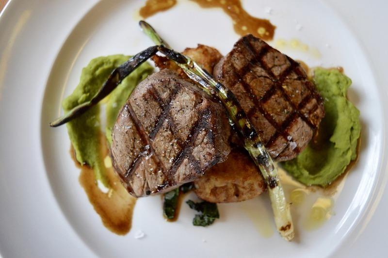 Srnčí bifteky
