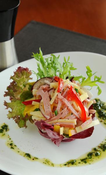 Giardino salát