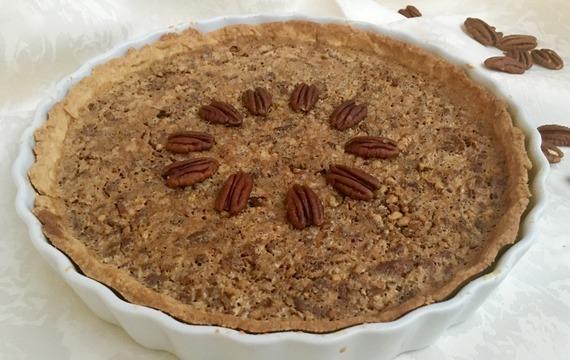 Ořechový koláč na Boží hod