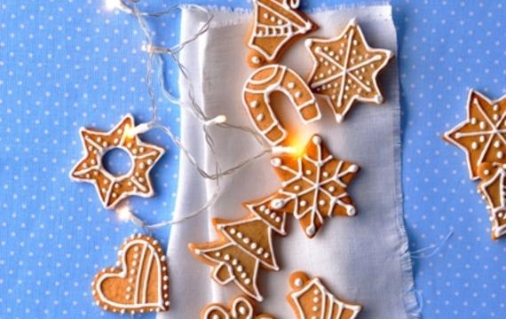 Etuda o vánočních perníčkách