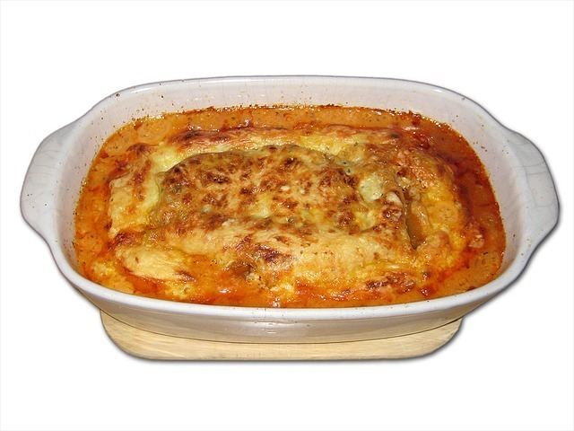 Kuřecí lasagne s brokolicí