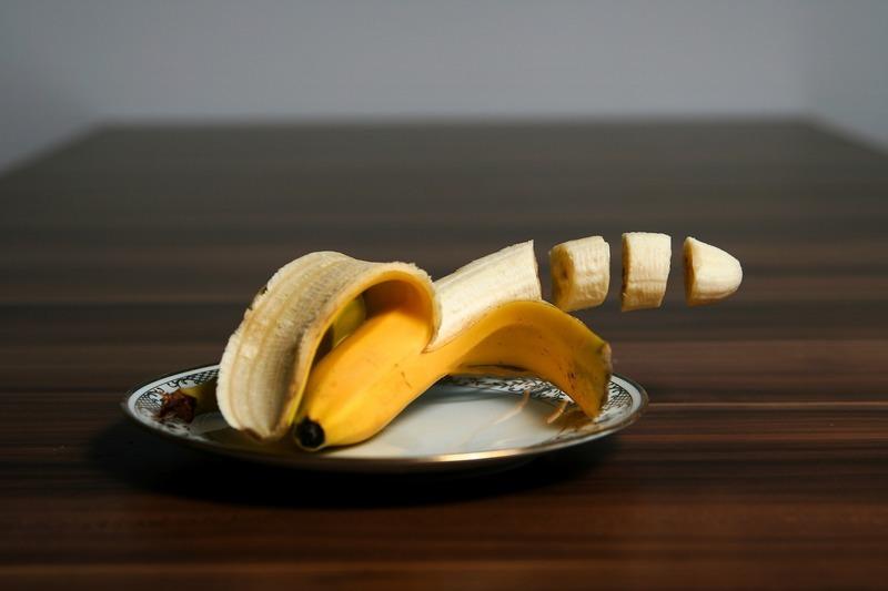 Chuťovka z banánů