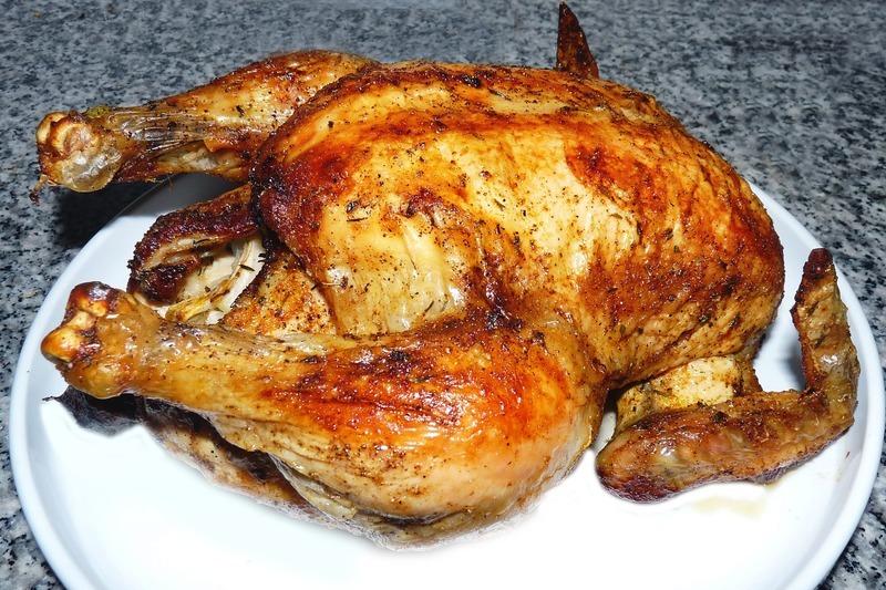 Voňavé kuře