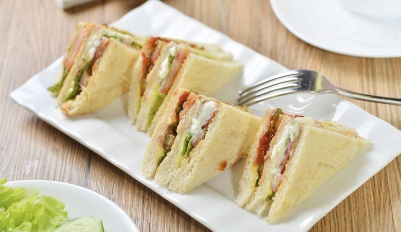 Plněné sendviče