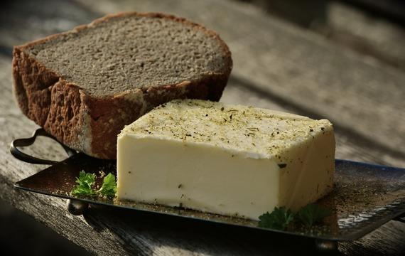 Domácí ochucené máslo