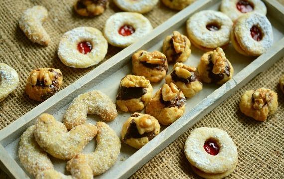 Neodolatelné vánoční cukroví