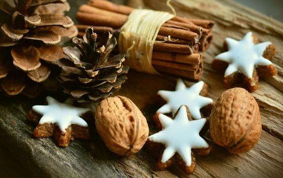 Kakaové hvězdičky