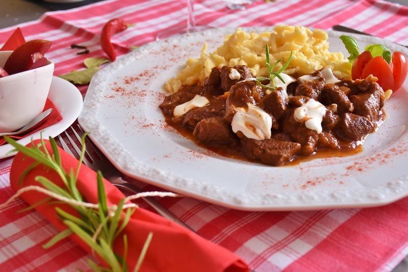 Pravý maďarský guláš