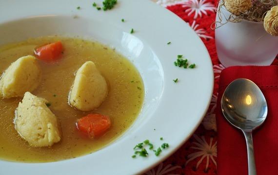 Jednoduché nočky do polévky