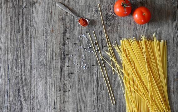 Spaghetti al arrabiata (Špagety po arabsku)