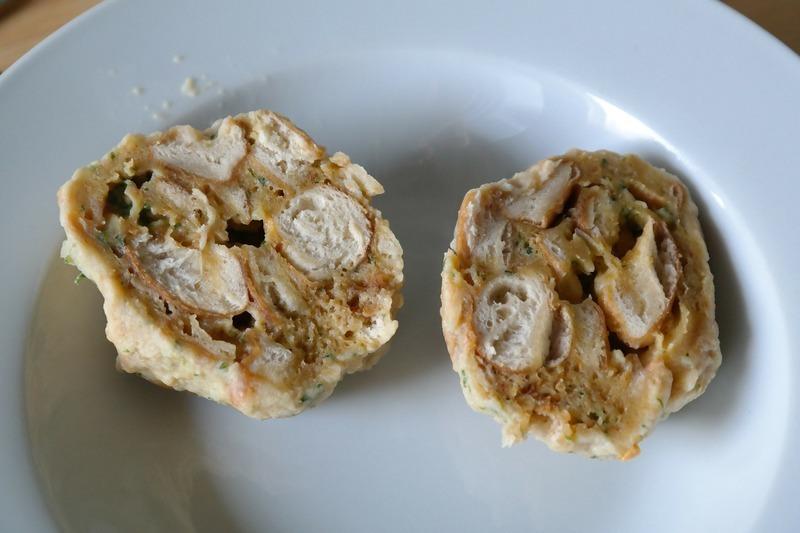 Houskové knedlíky kynuté – s práškem do pečiva