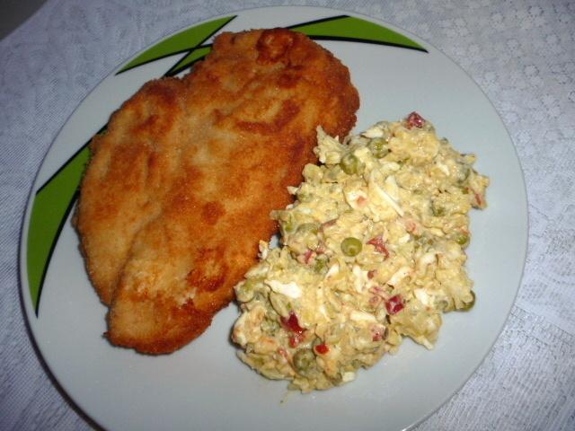 Jemný bramborový salát