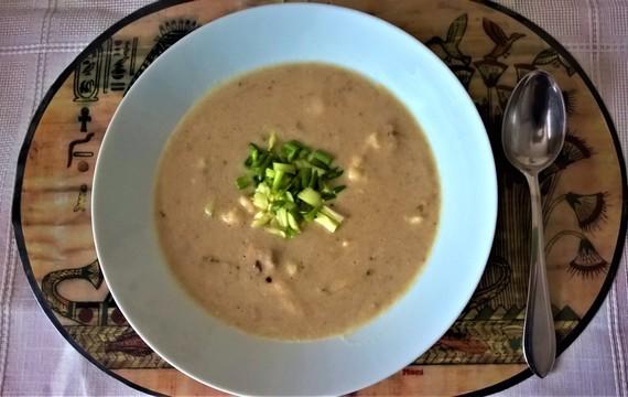 Chlebová polévka - žebrácká