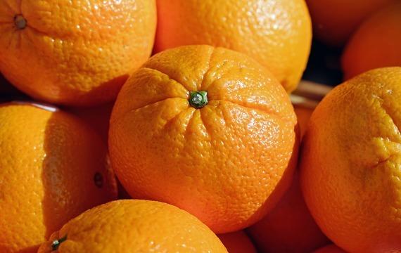 Zapečené pomeranče