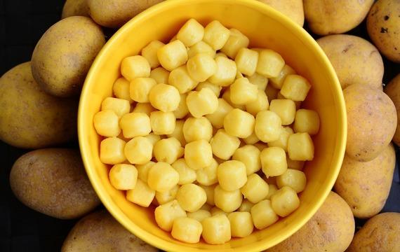 Dukátové buchtičky z brambor