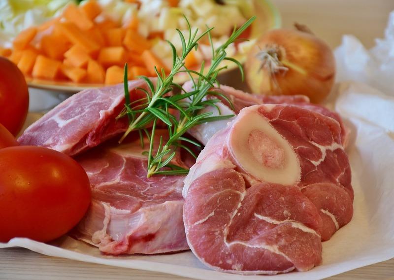 Telecí maso v mrkvi