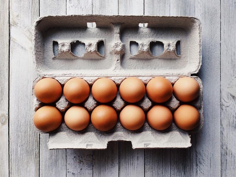 Pikantní omáčka z vajec