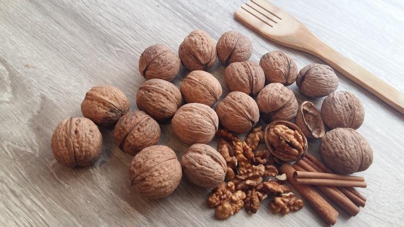 Ořechové zákusky