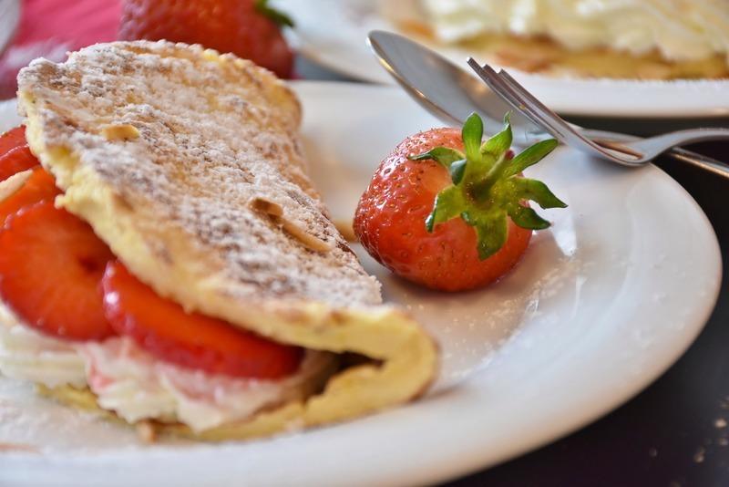 Sněhová omeleta