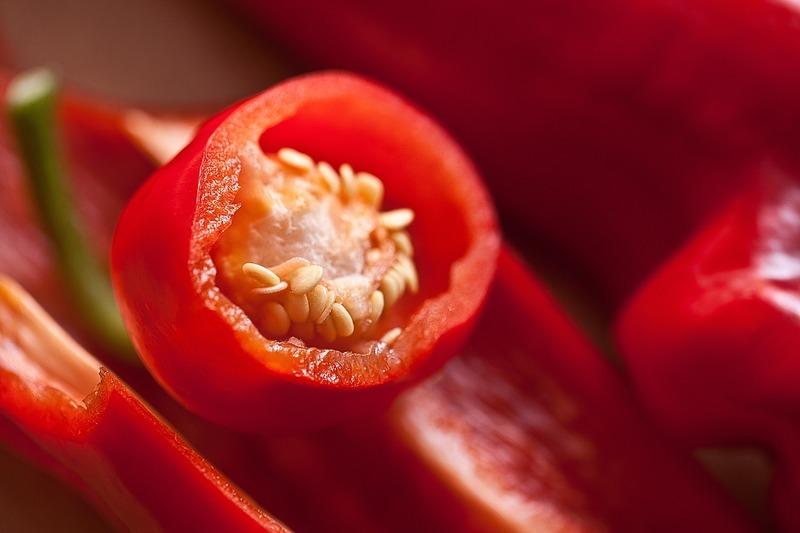 Pochoutkové papriky